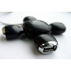 Разветвитель USB (4 входа) Konoos UK-01 (динозавр)