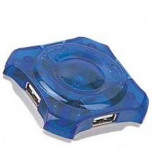 Разветвитель USB (4 входа) Gembird UHB-C224