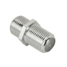 Перех. гн. F - гн. F (соединитель кабеля) (уп.100шт)/05-4201-6/АРР-310
