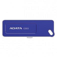 Носитель информ. 16GB A-Data C 003 blue
