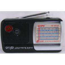 Приемник радио KIPO KB- 408AC