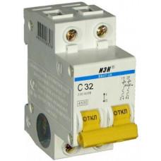 Автоматический выключатель 32А ИЭК ВА47-29 2Р