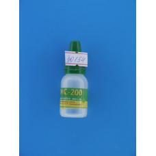Силиконовое масло ПМС-200  (10мл) пластик (уп.10 шт.) Connector