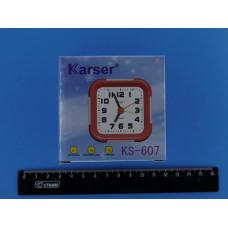 Часы Будильник Karser KS-607/606