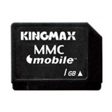 Карта памяти RS-MMC 1 Gb Kingmax