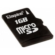Карта памяти SD-Micro 1 Gb KINGMAX  без адаптера