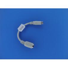 Адаптер АТ клав-ра ->- PS/2 комп. гибкий (СС-178)