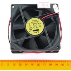 Вентилятор  80*80*25 2pin  для блока питания,провод 30 см (FANPS)