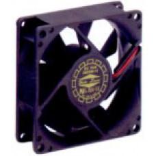 Вентилятор  80*80*25 3pin для сист.блока с подшип (FANCASE/BALL)