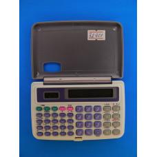 Калькулятор KADIO KD-106N/CТ-106  (10 разр.,2-х строчн.,инженерн.)