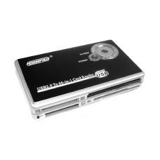 Карт-ридер внешний USB2.0  Highpaq 66 в1