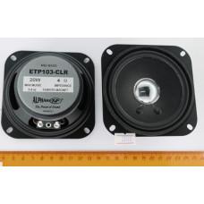 Динамик CX- 401 STRONC 60W(max)-30W(nom) 4 Ом (ETP 103 CLR)