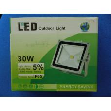 Прожектор светодиодный LED 30Вт с сенсором