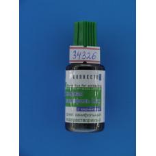 Канифоль жидкая LUX 20мл пластик с кистью (уп.10 шт.) Connector