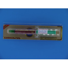 Канифоль - гель 2мл ,шприц,блистер  Connector
