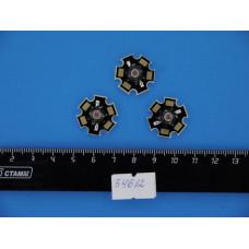 Светодиод 3W желтый МОЩНЫЙ HG-5Y80M-3W 2,4-2,6V