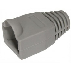 Колпачок для коннектора 8P8C  RJ45 Серый /05-1208