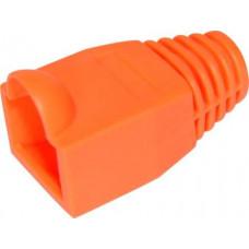 Колпачок для коннектора 8P8C  RJ45 Оранжевый /05-1206
