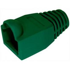 Колпачок для коннектора 8P8C  RJ45 Зеленый /05-1204