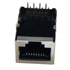 Компьют. гнездо 8P8C  RJ45  CAT5е (с экраном) ТИП-2 /05-1122