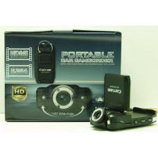 Видеорегистратор DVR F500LHD (K2000B ,камера,  экр )