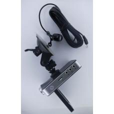 Видеорегистратор DVR X2/X5 (с экраном, 2камеры )  до 32 Гб