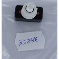 Кнопоч. выкл. для наст. ламп Малый 2,0х1,0см D-320/PBS-17A-2