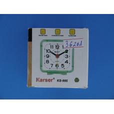 Часы Будильник Karser KS-995