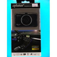 Видеорегистратор DVR 930 EPLUTUS  дспл.3,уг.обз.170*