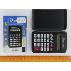 Калькулятор KENKO KK-328/XS-329A (8 разр.,карман.,матем.функц.)