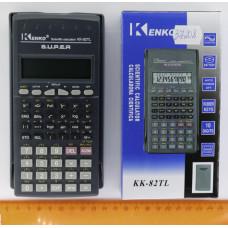 Калькулятор CAOVI CV- 82MS (10 разрядн.,инженерн.,240 функц.,2х строч)