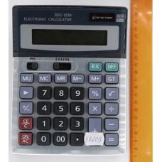 Калькулятор SDC-1238 (настольн.,12 разр.,двойное пит.)