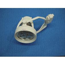 Прожектор  наружн.освещения светодиодный 9Led*1W  220V+салазки
