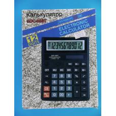 Калькулятор SDC-888Т (12 разр.,настольн.,крупн.кн. и диспл.)