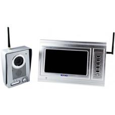 Видеодомофон ENC ES-645T цифров.беспров.(экр.7
