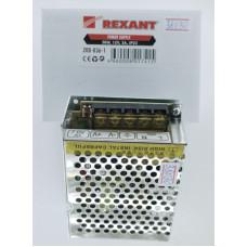 Блок пит. импул. модульн. 12В  3,0 А 220V 36W Разъемы под винт(IP23)/