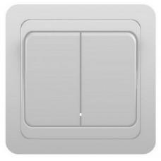 Выкл. С/У 2-кл. 10А Classico белый (2023)