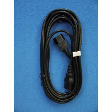 Шнур сетевой компьютер - монит VDE (толстый провод) 5.0м PC-189-VDE-5М