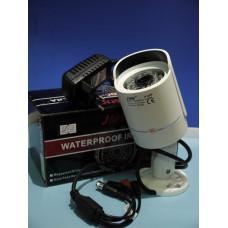 Видеокамера цветная JK 288F с б\п (с возм.подкл.карты памяти)