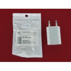 Адаптер 220 => 1*USB (без шнура) 5V 1A/18-1194