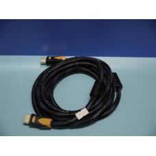Шнур HDMI шт. - HDMI шт.  3,0м с фильтрами HDMI CABLE