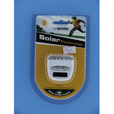 Шагомер HOYOU Solar Pedometer HY-02Т