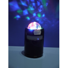 Колонки MP3 Coroful Light Speaker SK#68  FM. USB. TF