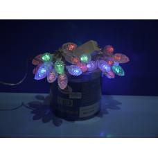 Гирлянда эл.  40 ламп LED
