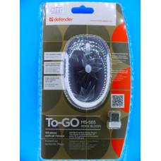 Мышь  Defender беспров. TO-GO MS-565 Nano Rock Bloom 5кн+кл 800/1200/1