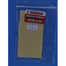 Губка для очистки паяльного жала (для ZD- 99) 93х50мм /12-0191