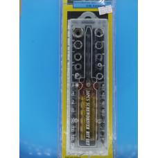 Набор насадок + головки 26 в 1 XS-128 в коробке