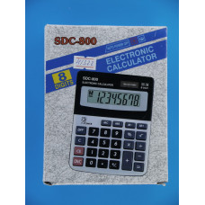 Калькулятор SDC-800 (8 разр.,настол.,больш.кн. и диспл.)