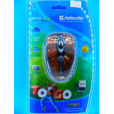 Мышь  Defender беспров. TO-GO MS-585 Nano Wonderland 5кн+кл 800/1200/1
