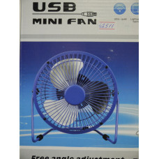 Вентилятор USB MINI FAN настольный NG-A816 VR-013 (190х96*195мм)